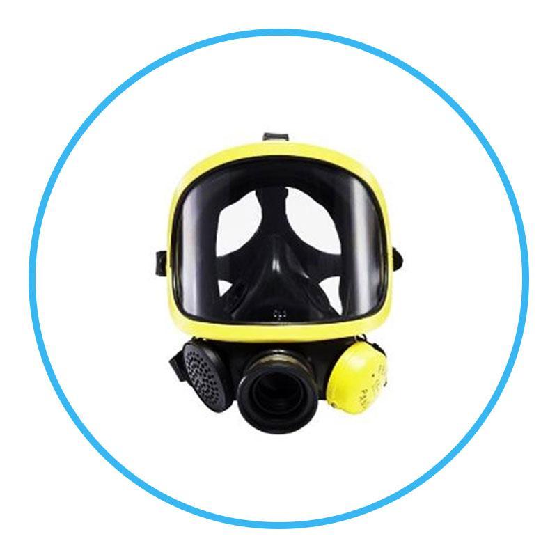 maski twarzowe doaparatów powietrznych